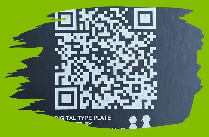 UNIKAL.ONLINE Digital Type Plate